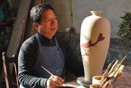 中国工艺美术大师 刘立忠