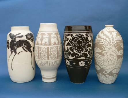 刘立忠陶瓷作品